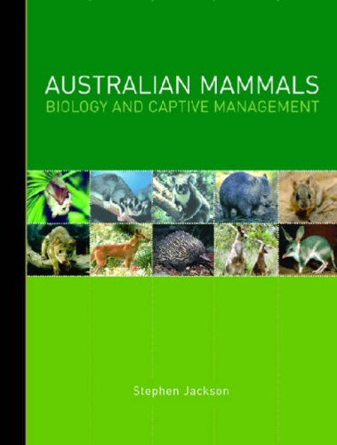 9780643095076: Australian Mammals: Biology and captive management