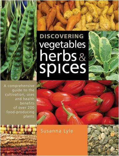 9780643095564: Discovering Vegetables, Herbs and Spices