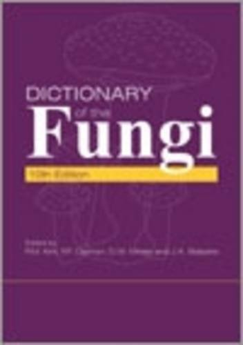 9780643095731: Dictionary of the Fungi