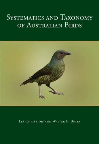 9780643096028: Systematics and Taxonomy of Australian Birds
