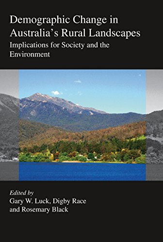 9780643096912: Demographic Change in Australia's Rural Landscapes: Implications for Society and the Environment