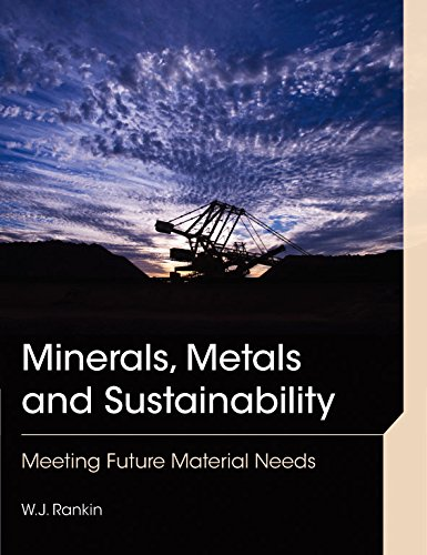 9780643097261: Minerals, Metals and Sustainability: Meeting Future Material Needs