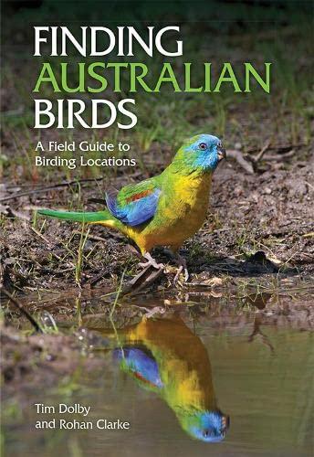 9780643097667: Finding Australian Birds: A Field Guide to Birding Locations