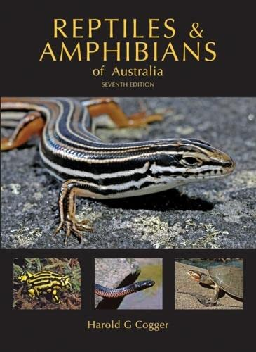 9780643100350: Reptiles and Amphibians of Australia