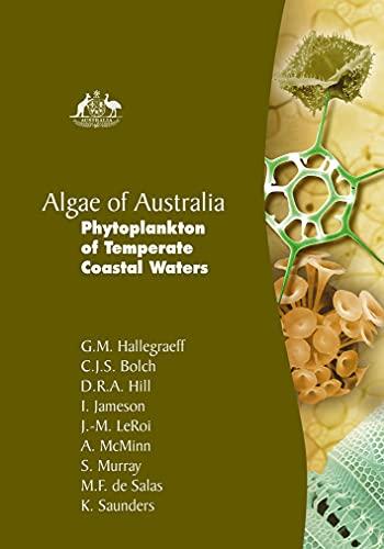 9780643100398: Algae of Australia: Phytoplankton of Temperate Coastal Waters (Algae of Australia Series)
