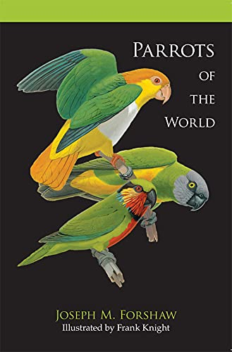 9780643100572: Parrots of the World