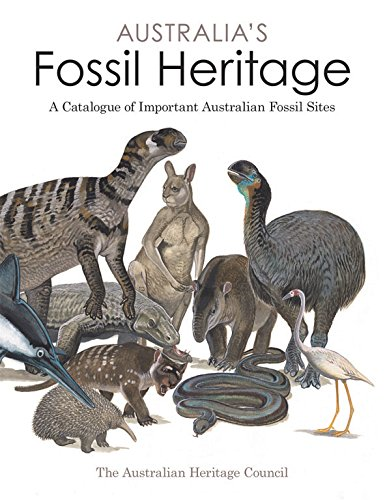 9780643101777: Australia's Fossil Heritage: A Catalogue of Important Australian Fossil Sites