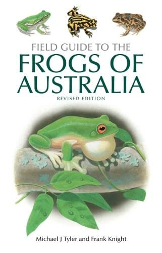 9780643103986: Field Guide to the Frogs of Australia