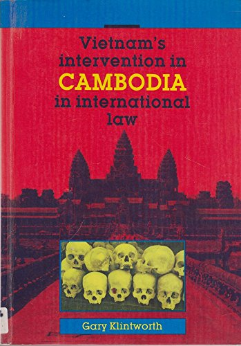 9780644104418: Vietnam's Intervention in Cambodia in International Law