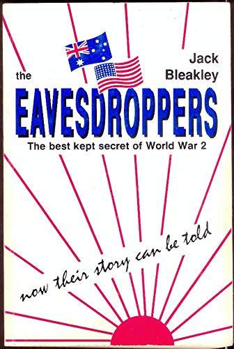9780644223034: The Eavesdroppers