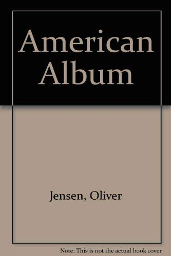 9780645242218: American Album
