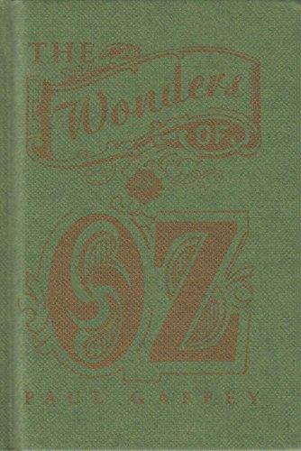 9780646001081: The Wonders of Oz