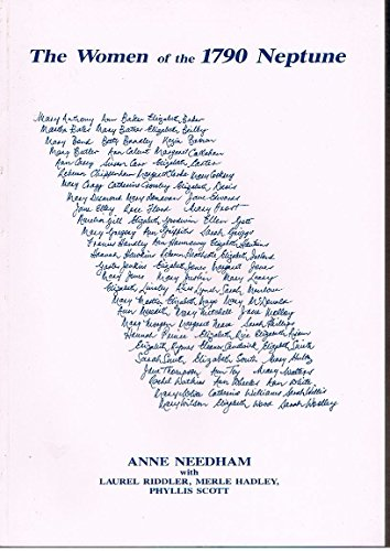 9780646011783: The Women of the 1790 Neptune