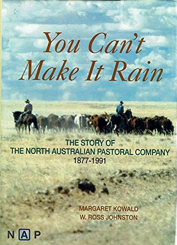 You Can't Make it Rain: The Story: Margaret Kowald and