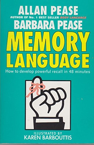 9780646120614: Memory Language - How to Develop Powerful Recall in 48 Minutes