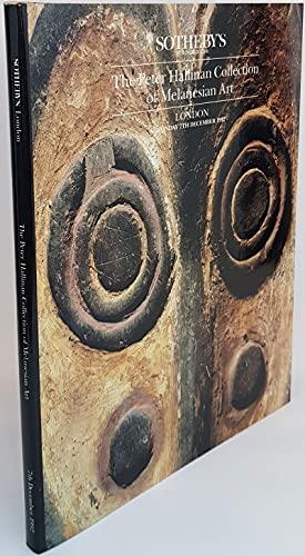 9780646123820: The Peter Hallinan Collection of Melanesian Art