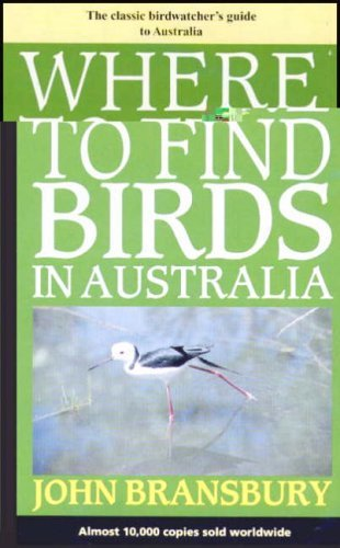 9780646126777: Where to Find Birds in Australia