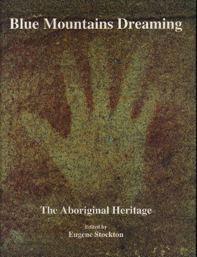 9780646148830: Blue Mountains dreaming: The aboriginal heritage