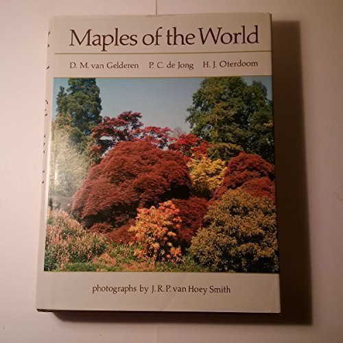 9780646161952: Maples of the World