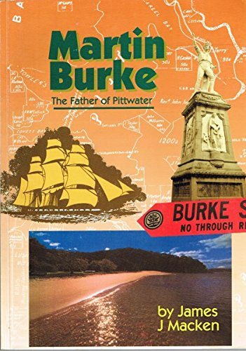 9780646176048: Martin Burke : Father of Pittwater