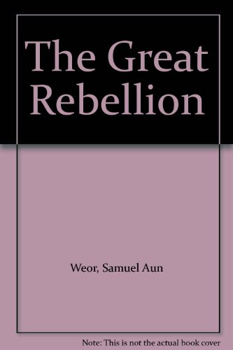 9780646209500: The Great Rebellion