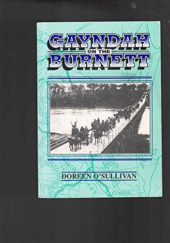 Gayndah On The Burnett: O'Sullivan, Doreen
