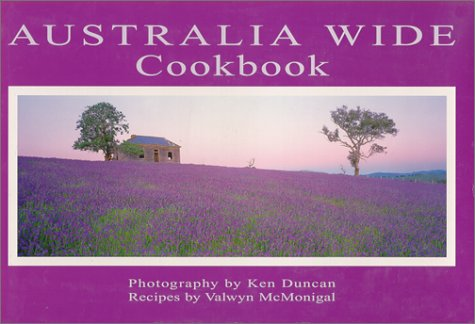 9780646248240: Australia Wide Cookbook