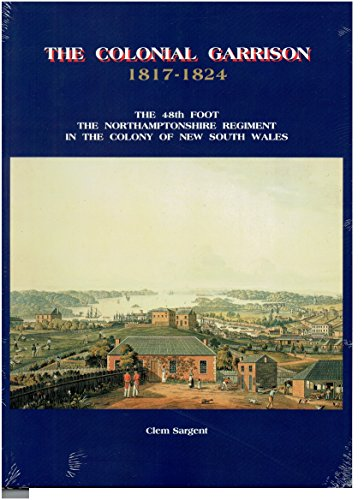 Colonial Garrison, 1817-24 Pb No.10: Clem Sargent