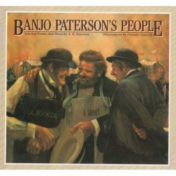 Banjo Paterson's People (0646267493) by Andrew Barton Paterson