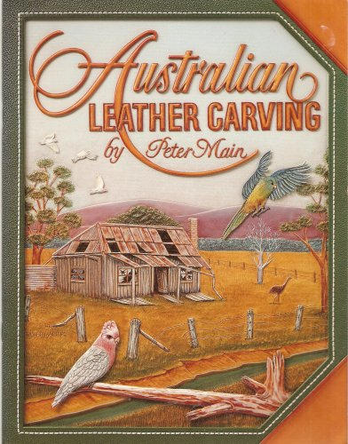 9780646305981: Australian Leather Carving