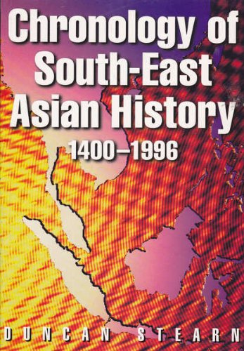 9780646308791: Chronology of South-East Asian History 1400-1996