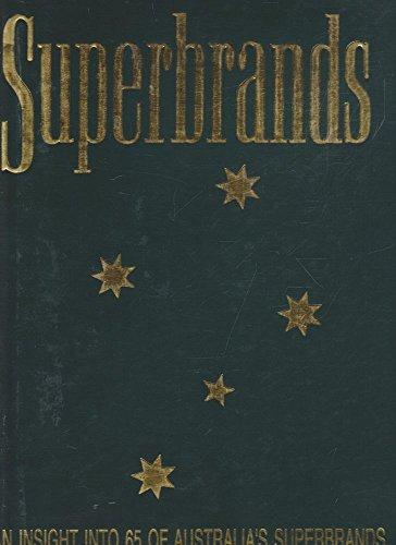 9780646322537: Superbrands Volume 1