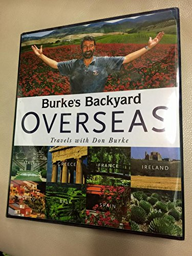 9780646339795: Burke's Backyard Overseas: Travels with Don Burke