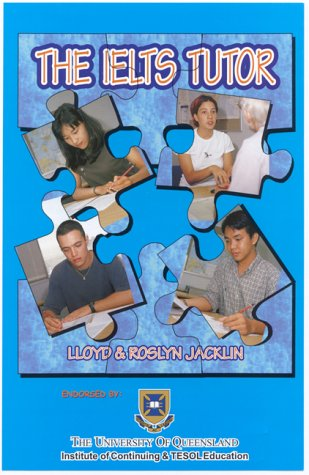 9780646373867: The IELTS Tutor (book & video set)