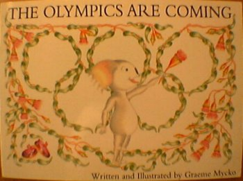 9780646377490: The Olympics Are Coming
