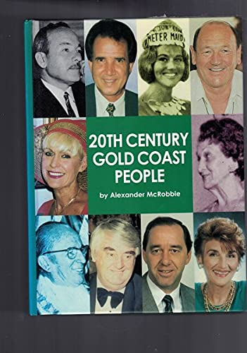 9780646392394: 20th century Gold Coast people