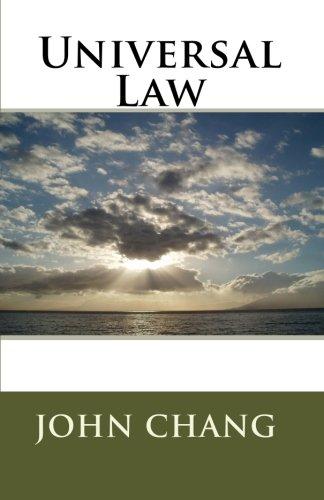 Universal Law: John Chang