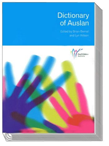9780646435398: Dictionary of Auslan