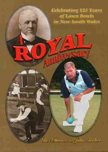 Royal Anniversary: Celebrating 125 Years of Lawn: Rex and Archer,