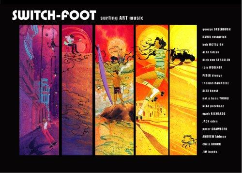 9780646450575: Switch-foot: Surfing, Art, Music