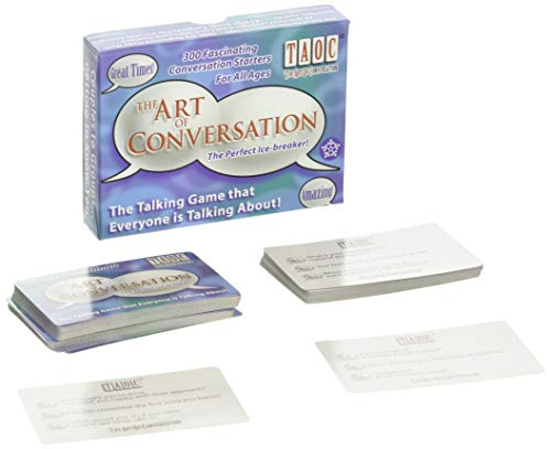 9780646462141: The Art of Conversation Talking Game