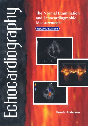 9780646468631: Echocardiography: The Normal Examination of Echocardiographic Measurements