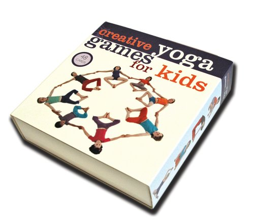 9780646478111: Creative Yoga Games for Kids (48 Cards & Booklet Boxed; Ages 4+)