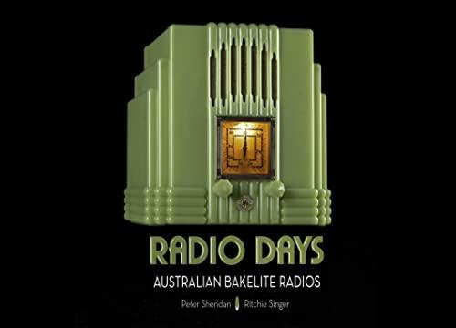 9780646490489: Radio Days: Australian Bakelite Radios