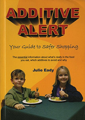 ADDITIVE ALERT : Your Guide to Safer Shopping