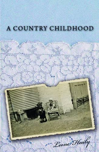 9780646500089: A Country Childhood