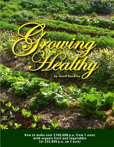 Growing Healthy: Mr Geoff Buckley