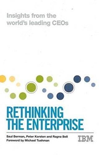 9780646524948: Rethinking the Enterprise