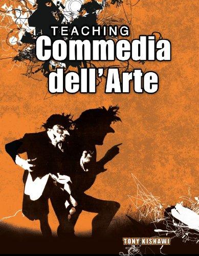 9780646532172: Teaching Commedia dell'Arte