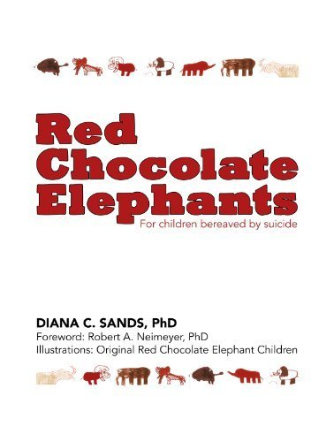 9780646542379: Red Chocolate Elephants : For children bereaved by suicide - Book & DVD